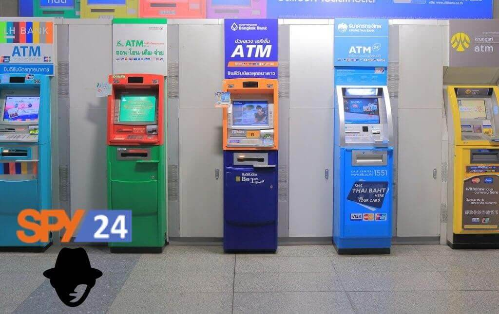 ATM Hacking: Hack an ATM Machine with Blank Card