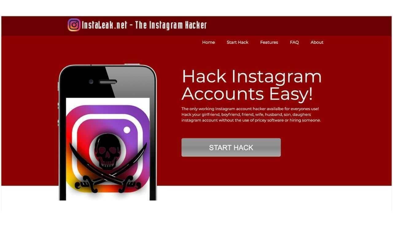 هک آنلاین اینستاگرام  هک Instagram تنها با دو ابزار رایگان