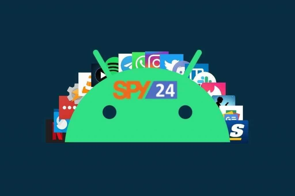 Spy apps in android