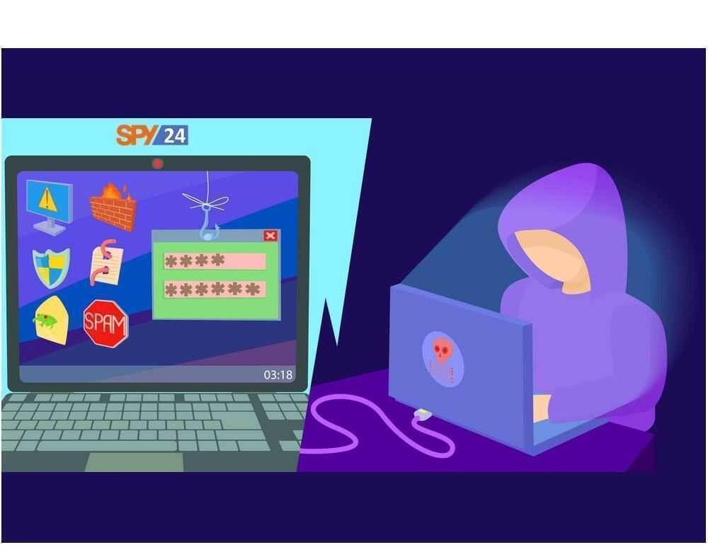 Spy app hacking