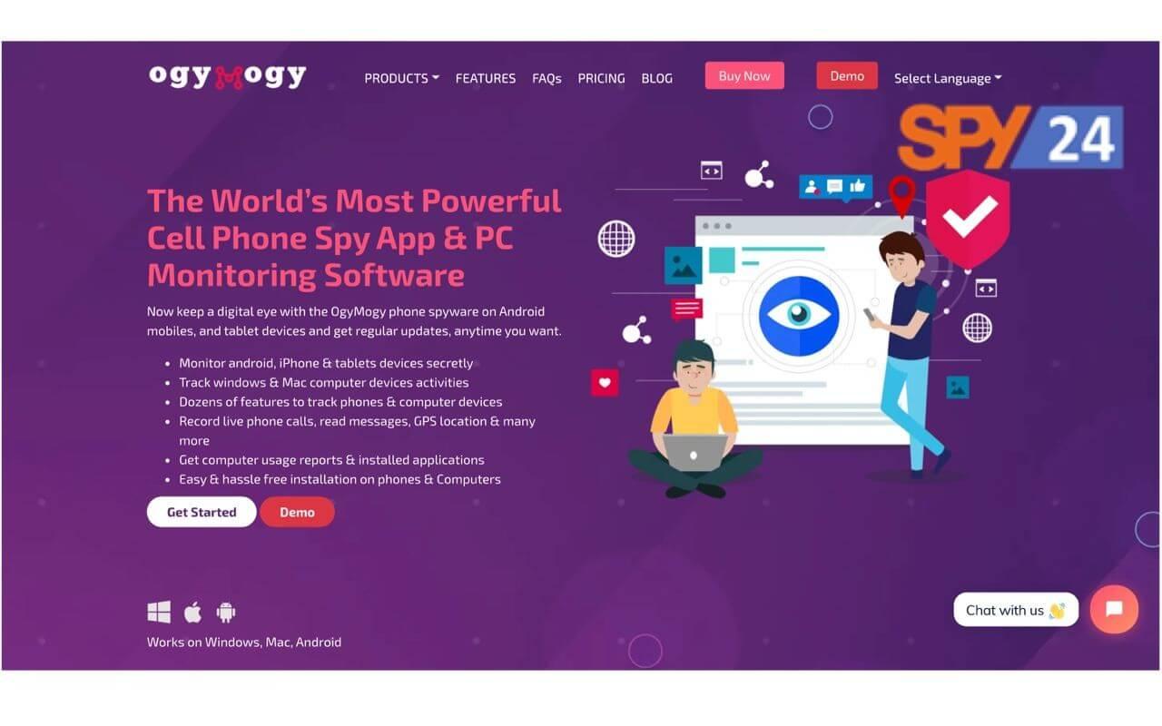 OgyMogy App | Best Phone Spy App & Cell Phone Spyware