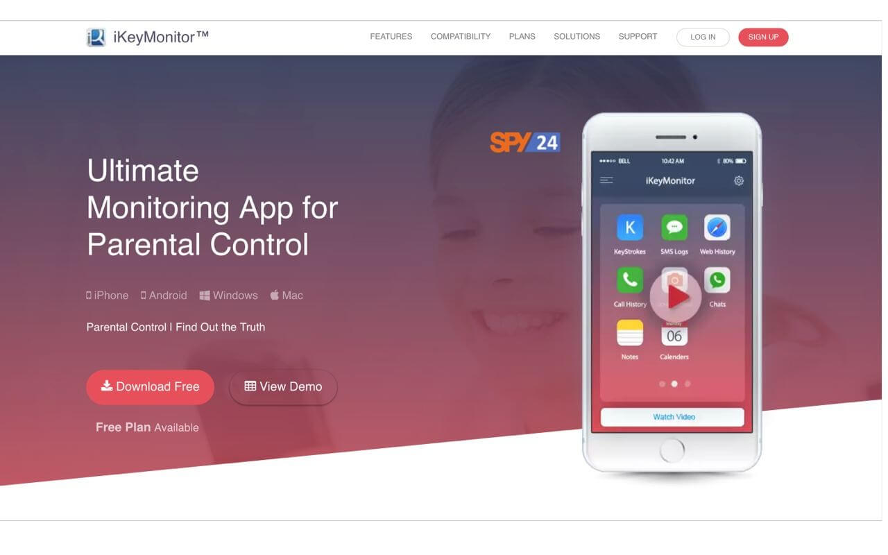 IKeyMonitor review Free Download - PC - Android - Ios - Mac
