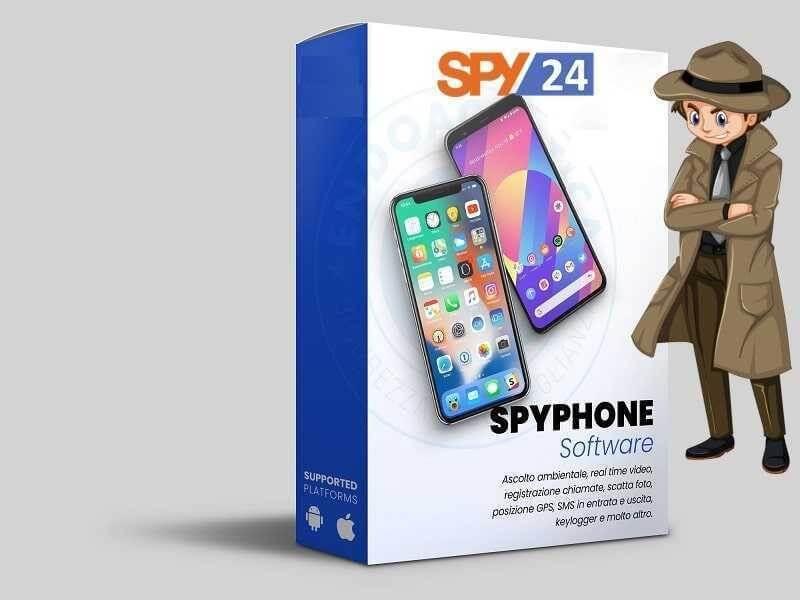 Spy Phone App monitor  product info 2020