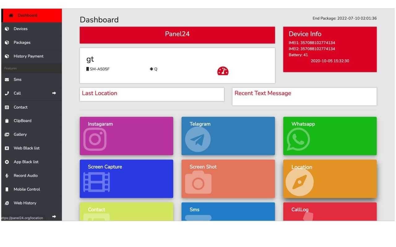 Monitoramento Android nas suas mãos com o SPY24!