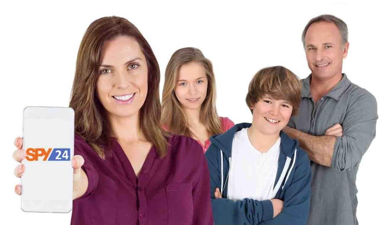 Software avanzado de monitoreo para el control parental