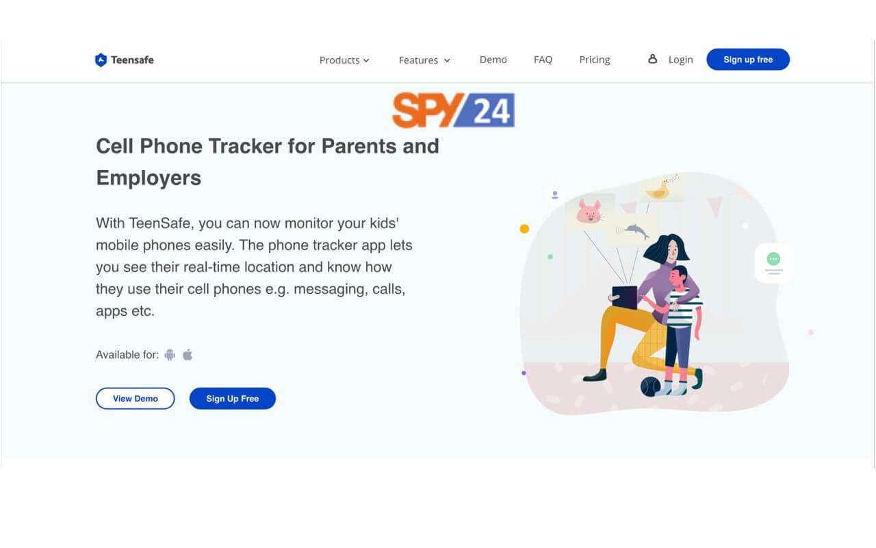 ُTeensafe App Reviews Parental Control and Phone Tracker App